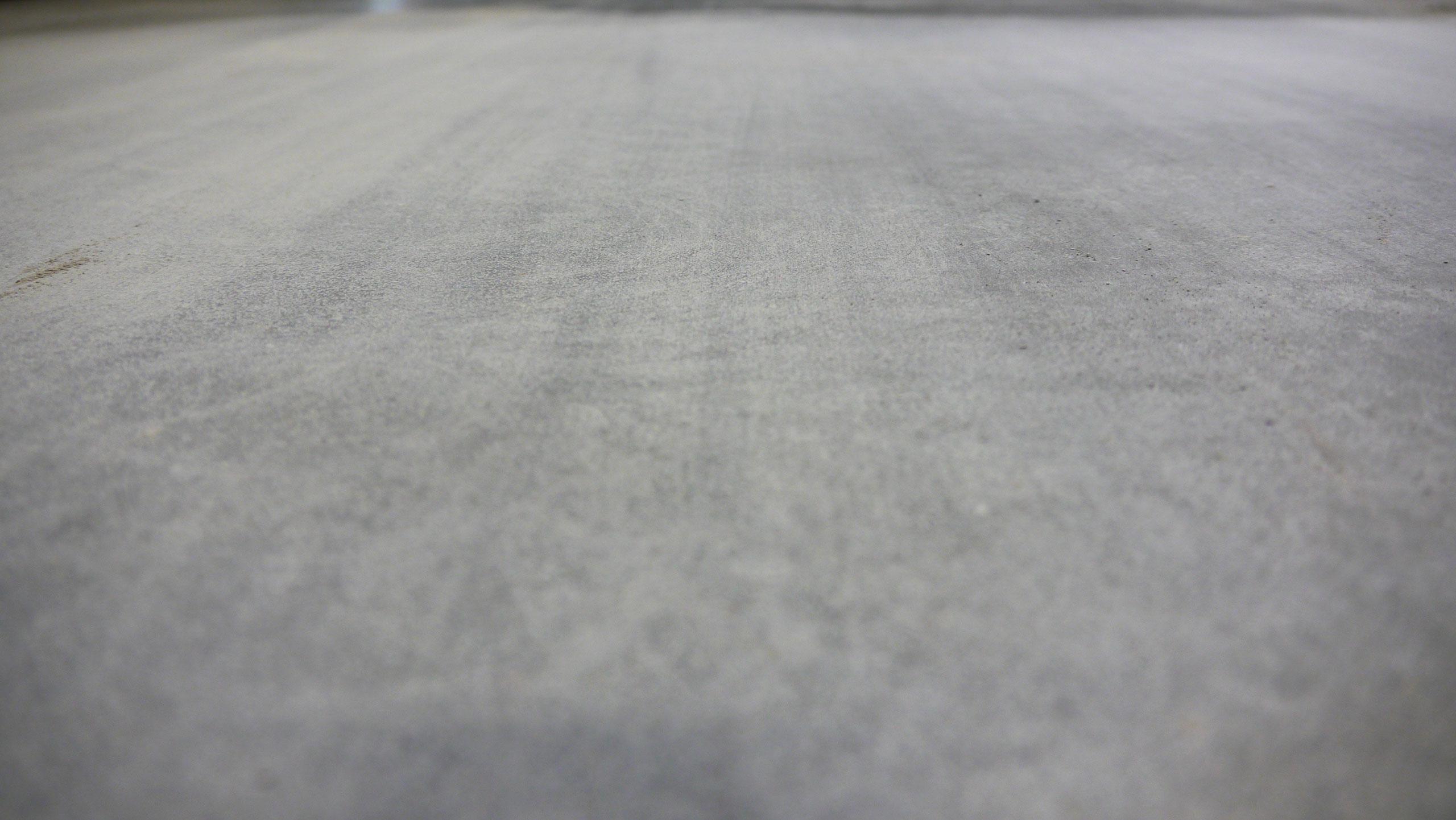 Nieuwenhuis betonvloer geschuurd