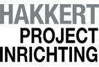 Hakkert project inrichting logo