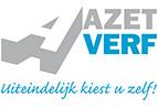 Azet verf logo